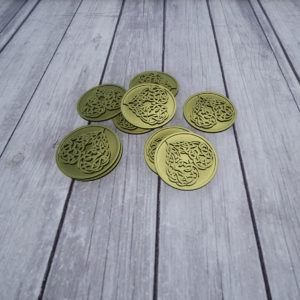 100 Antisys Coins